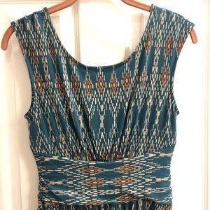 Maeve EUC maxi dress